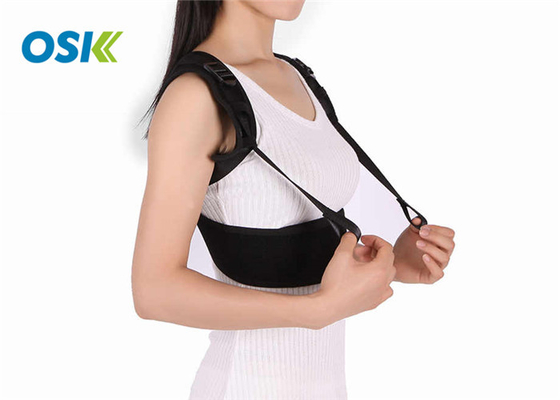 Good Quality Body Braces Support & Comfort Posture Corrector Brace , Shoulder Correction Back Brace Vest Fda Approved on sale