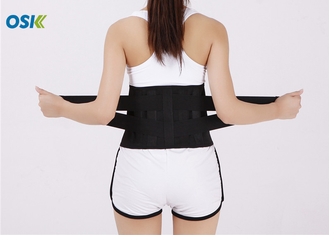Good Quality Body Braces Support & Skin - Fitted Neoprene Lumbar Support Belt , Breathable Waist Support Belt on sale