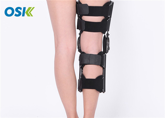 86448450da Hinged Knee Support Brace Waterproof With Adjustable Strap For Men / Women