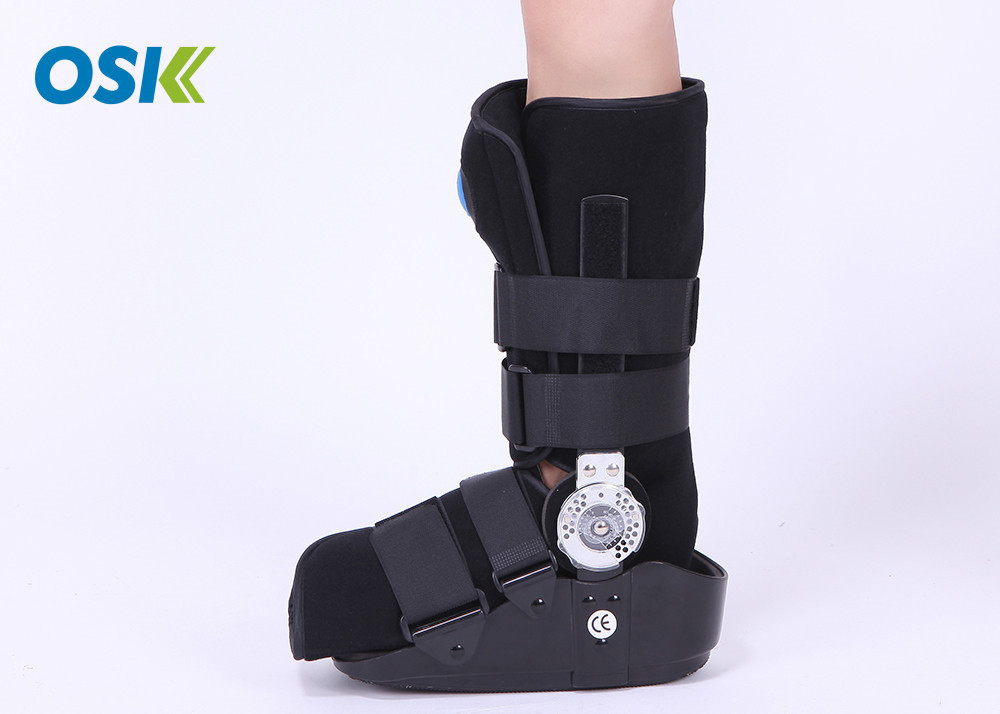 United Orthopedic Medical Walking Aids Air Cam Walker Fracture Boot Black
