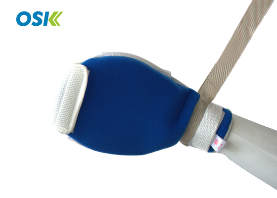 Safety Medical Restraint Devices Cotton Material For Controlling Dementia Patient