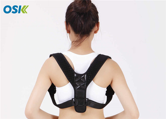 Breathable Back Correction Belt , Back Posture Corrector Customized Logo / Color