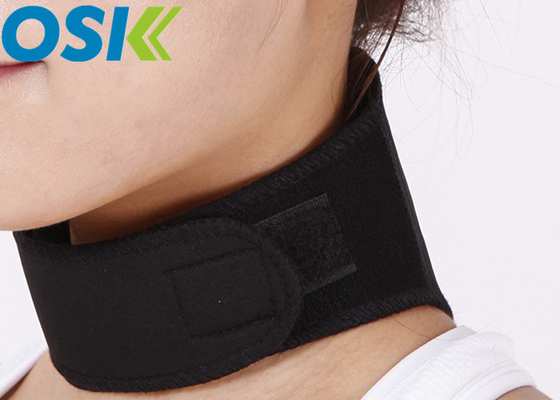 Medical Heat Therapy Neck Wrap , JYK-F001 Heated Neck Support Collar